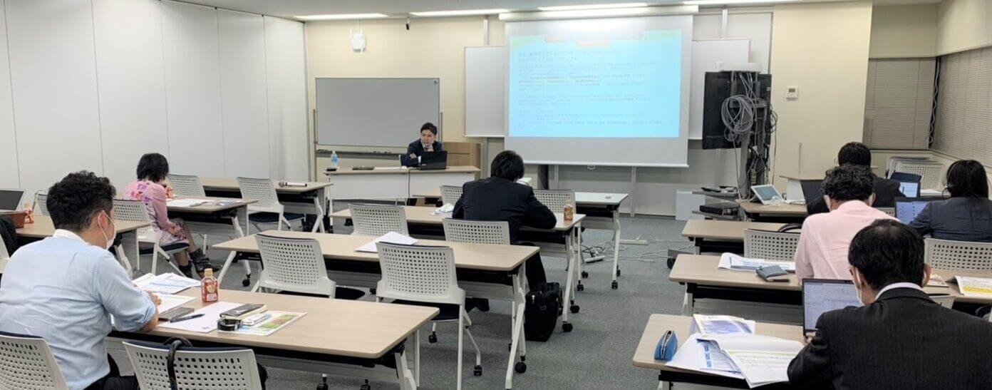 令和3年6月 TKC東京都心会(渋谷目黒支部)様の研修会にてセミナー講師を務めました。